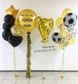 """Набор воздушных шаров """"Чемпион"""" - фото 6691"""