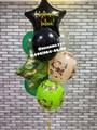 Фонтан шаров на Дембель - фото 6769