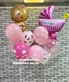 Сет воздушных шаров на выписку из роддома - фото 6817