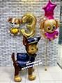Набор воздушных шаров Щенячий патруль «Все в сборе» - фото 6835