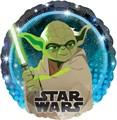 Воздушный шар Круг, Звездные войны, Магистр Йода - фото 7189