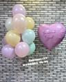 Набор воздушный шаров  «Макарунс» - фото 7204